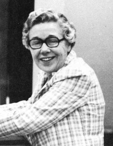 Margaret McLaren