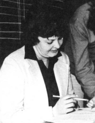 Mary Ann Dodson