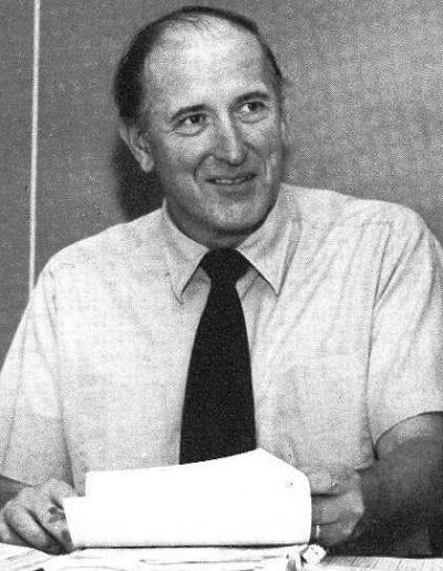 Richard Burrows