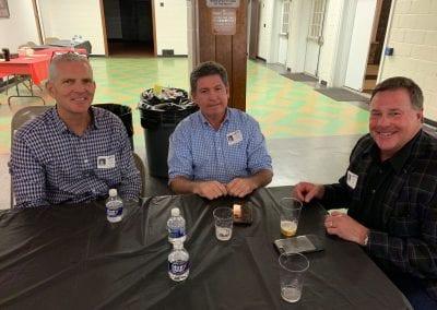 Thom Carson, Mike Woomer, John Hill