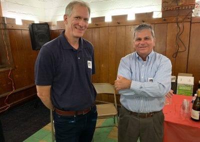 Dave Belack, Ron Gridley