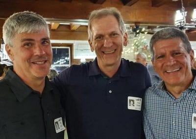 RB Frost, Dave Belack, Frank Fera