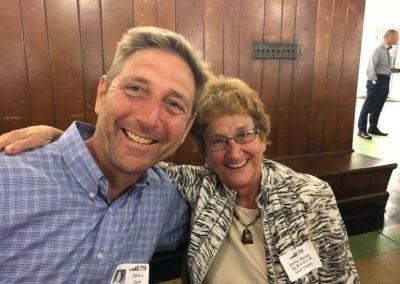 Jerry Gob, Kathy Burke DeBlassio