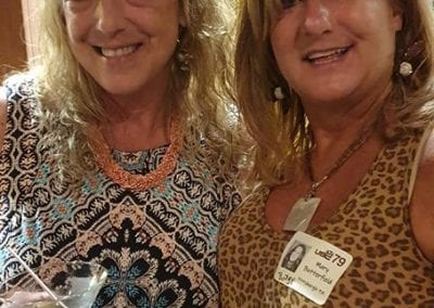 Janet Bogush Kluck, Mary Beth Tomich Butterfield