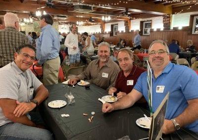Brian Fleck, Dave Miller, Steve Franz, Edmund Urbanus