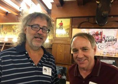 Pete Kernan, Steve Franz